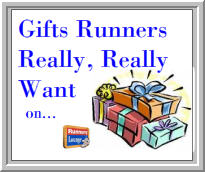 Gifts runners really want