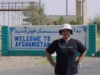 At the border in afghanistan. yikes, i used to look like this