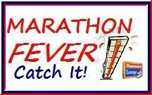 Marathon fever logo