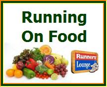 Running on food