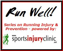 Run well logo