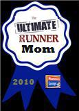 The ultimate runner mom award