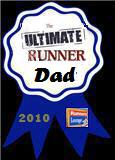The ultimate runner dad award